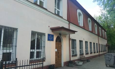 Бібліотека, вул. Січових Стрільців